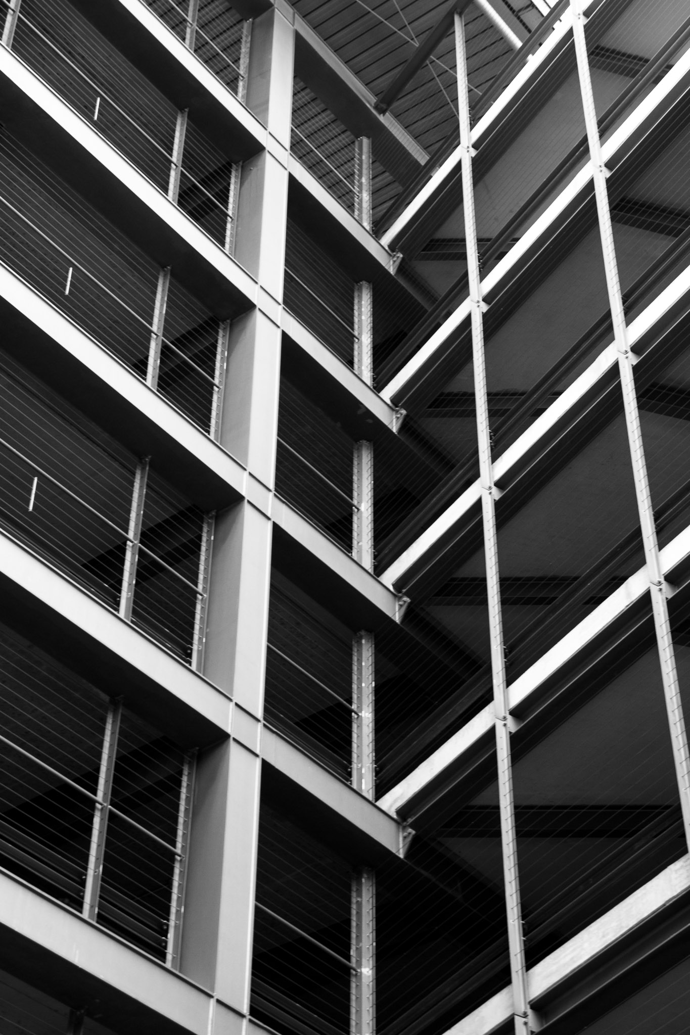 -Structural Parking Deck- Canon EOS 60D (Sigma 17-70mm F2.8-4 DC Macro C, 37 mm, f/8.0, 1/25s, ISO400)