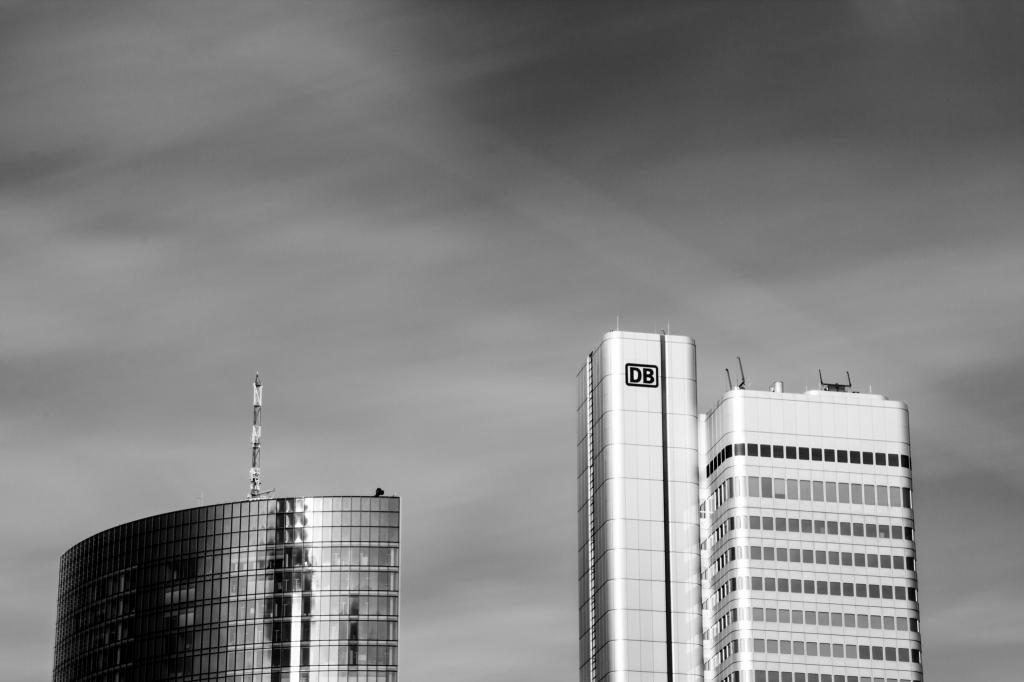 Silberturm und Skyper