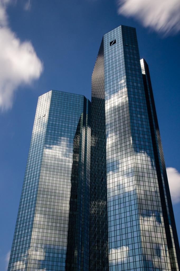 Deutsche Bank Frankfurt – II