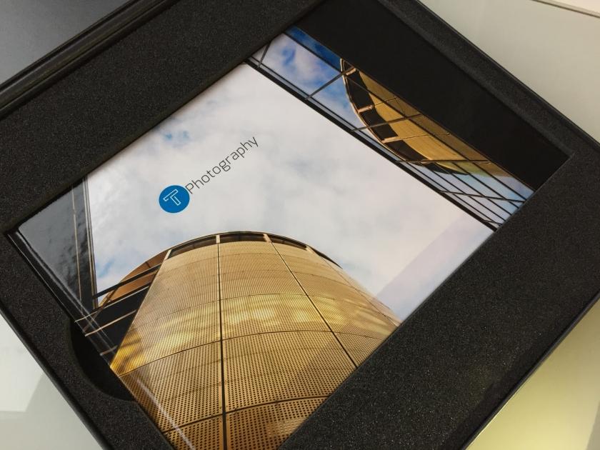 Test: Das Fotobuch und die Geschenkebox von Saal Digital