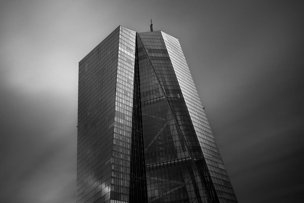 Neubau der EZB Frankfurt