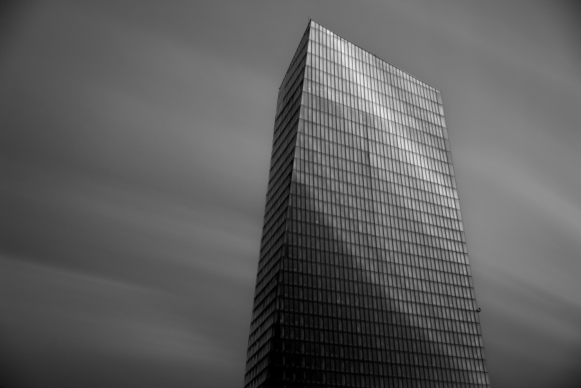 Neubau der EZB Frankfurt – II
