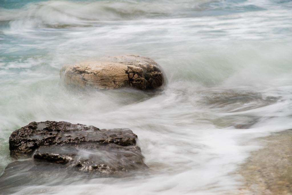 Kroatien am Meer – I – Waves n' Rocks