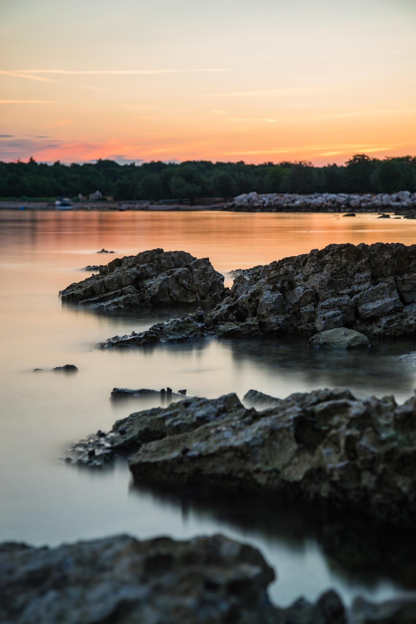-Croatia Sunrise Rocks [1520]-