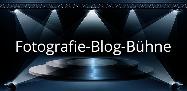 Die Fotografie Blog Bühne 2016