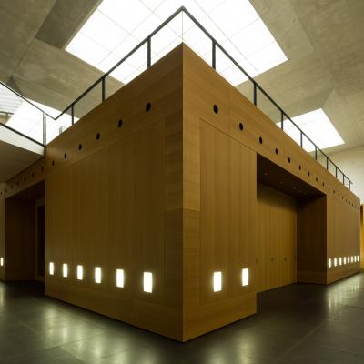 -Neues Museum Nürnberg - Eingangshalle [1605]-