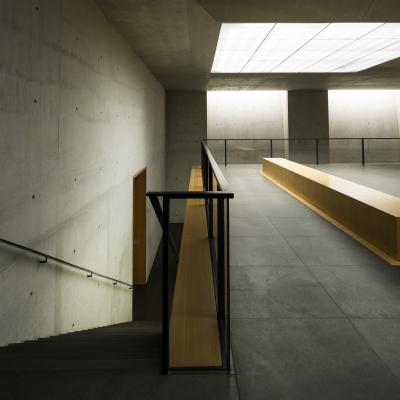 -Neues Museum Nürnberg - Eingangshalle [1607]-