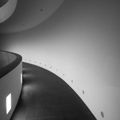 -Neues Museum Nürnberg - Treppe [1609]-