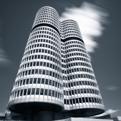 -BMW Munich Headquarter - II [1657]-