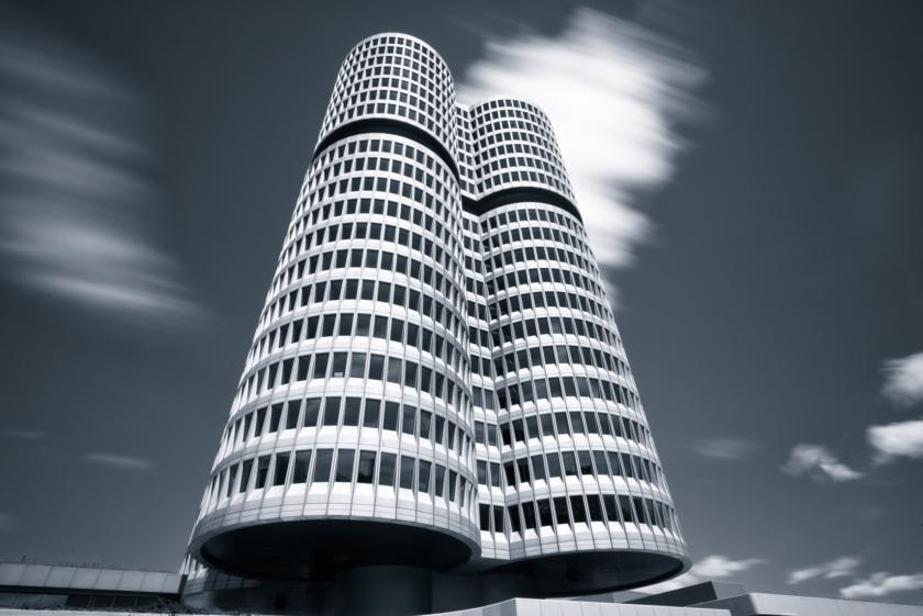 BMW Headquarter – Study 2