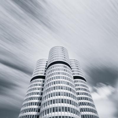 -BMW Munich Headquarter - IV [1659]-