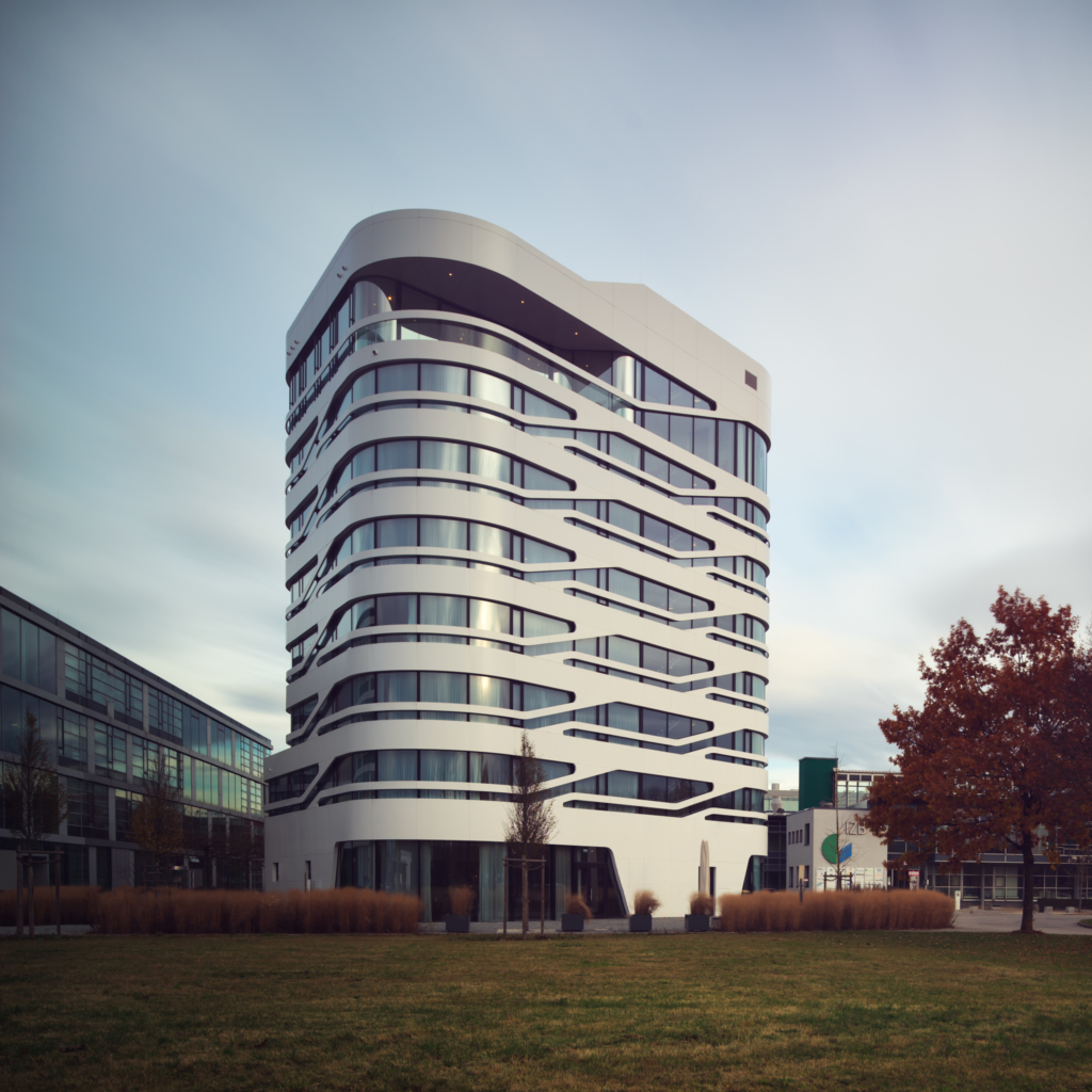 campus at home – in autumn
