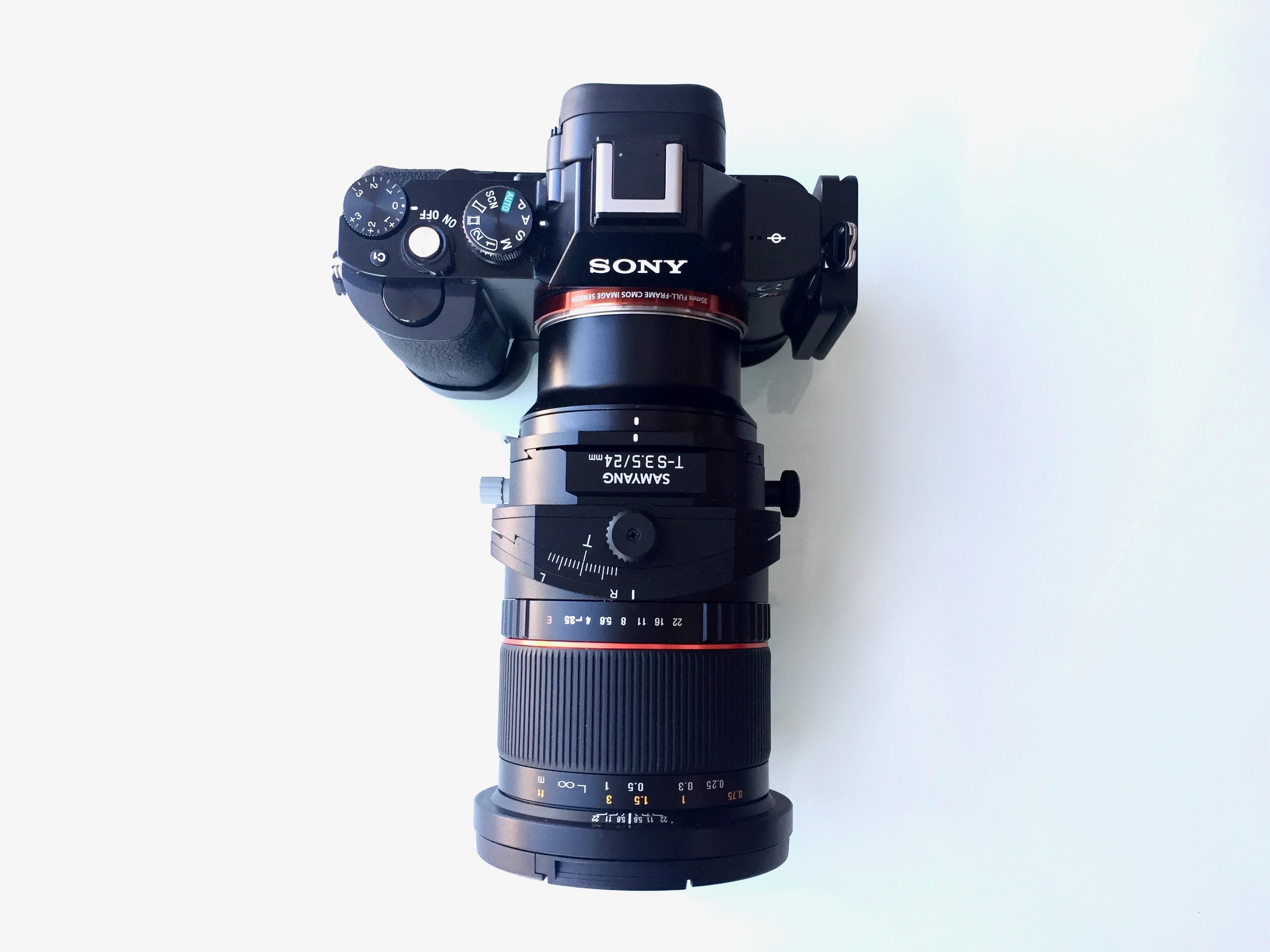 Test: Samyang 24mm Tilt Shift (E-Mount) - Timon Photography