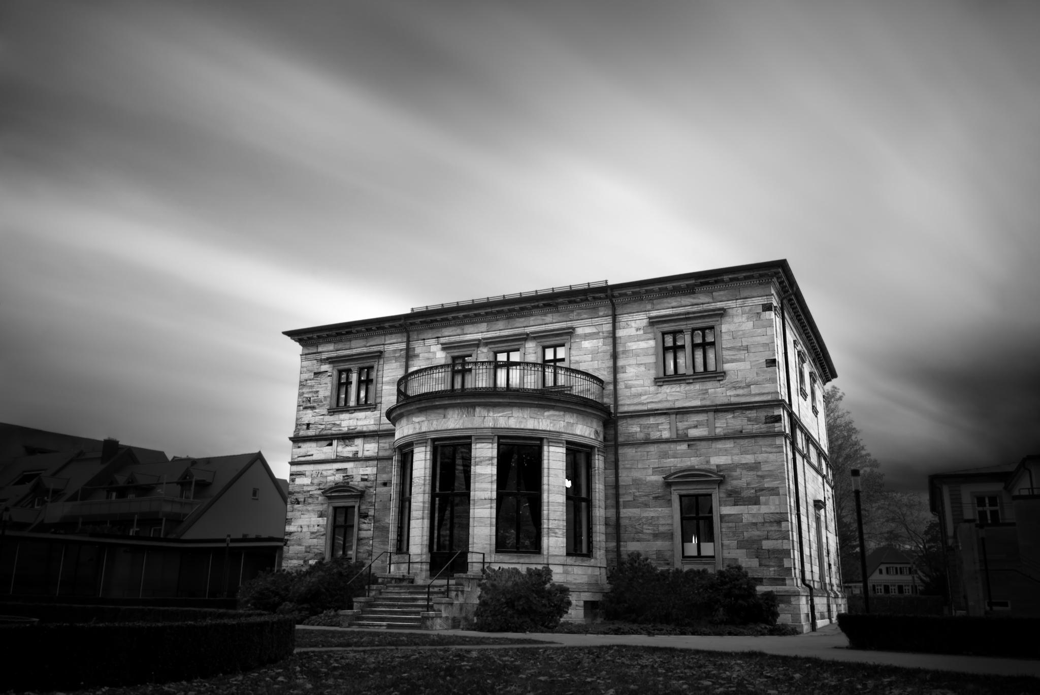 Richard Wagner Museum II - Copyright Timon Först, Fotograf für Architektur- und Landschaftsfotografie